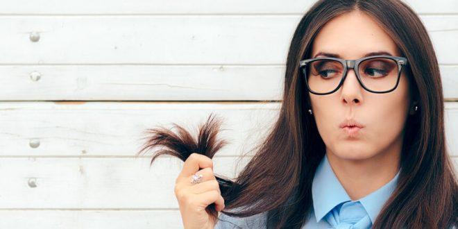صور علاج تكسر الشعر , كيفية التخلص من تقصف الشعر