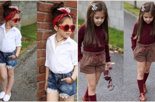 صور ملابس اطفال بنات صيف2019 , ازياء الصيف للبنات الصغار2019