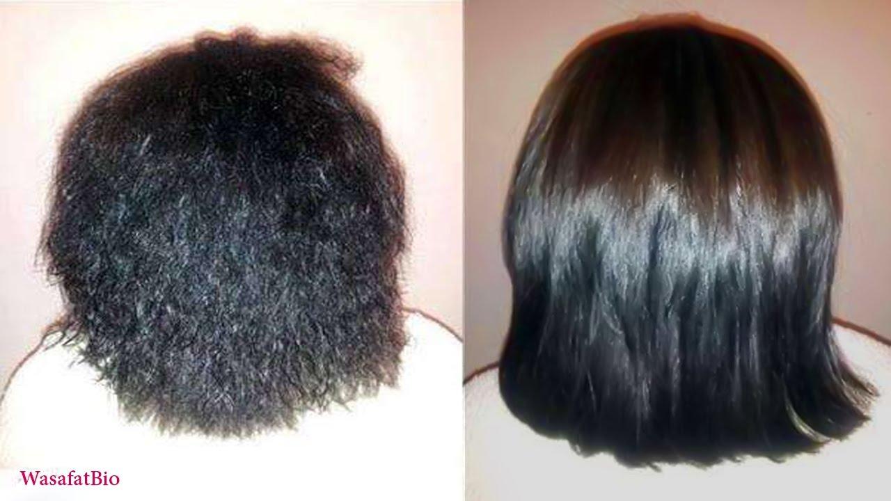 صورة وصفات لتنعيم الشعر , علاج الشعر الخشن 3678 1