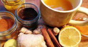 علاج نزلات البرد الشديدة بالاعشاب , وصفات طبيعيه لعلاج البرد