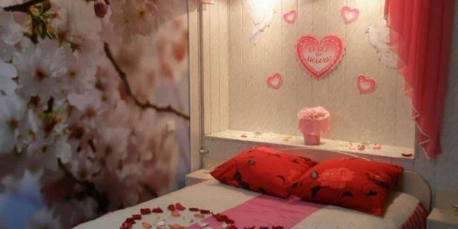 صورة غرف نوم رومانسيه للمتزوجين , غرف نوم مودرن للعرائس
