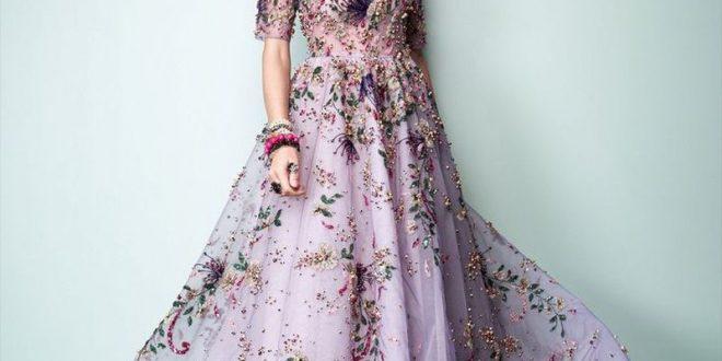 صورة فساتين سواريه جديده , موديلات عصريه لفساتين السواريه