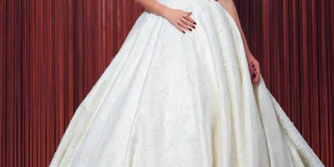 صورة احلى فساتين اعراس , موديلات حديثه لفساتين الفرح