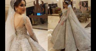 بدلات اعراس في بغداد المنصور , فساتين اعراس اخر دلع