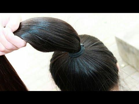 صورة لتطويل الشعر بسرعة فائقة , افضل طرق للحصول علي شعر طويل 2457 1