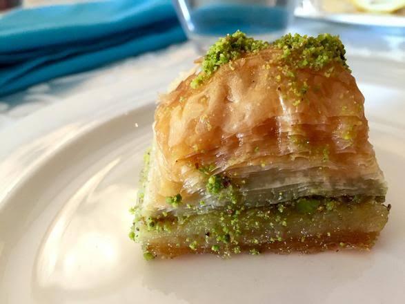 صورة اشهر الحلويات التركية , الذ الحلويات من تركيا
