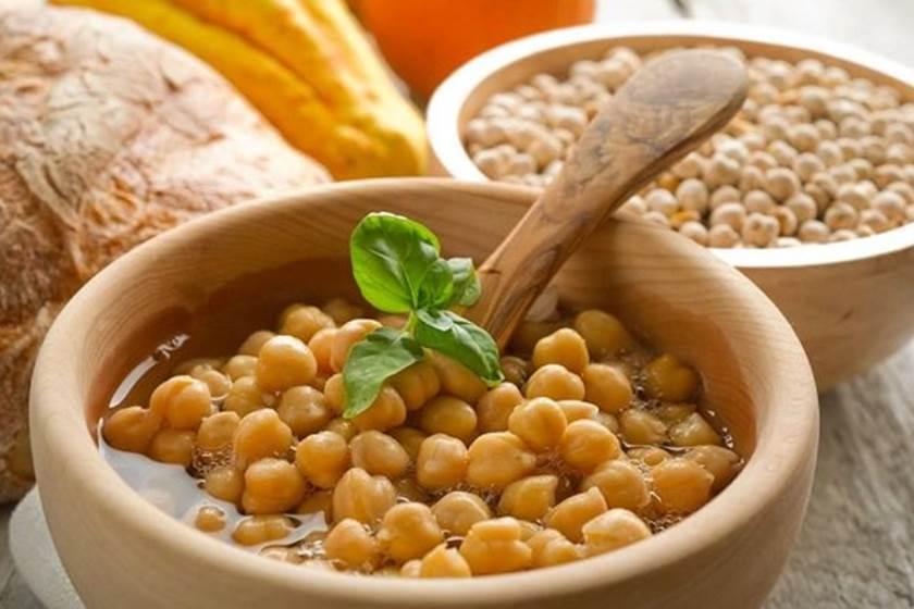 صورة فوائد الحمص للحامل , اهم البروتينات النباتية اثناء فترة الحمل