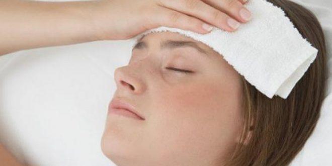 صورة حرارة الجسم عند النوم , هتسخن عند النوم