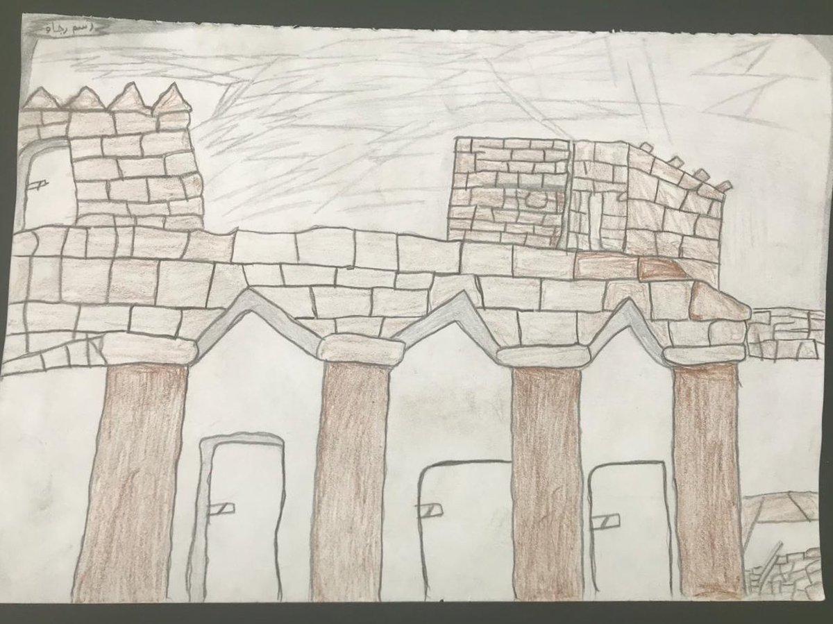 طين تعليما جيدا إغواء طريقة رسم بيوت تراثيه Comertinsaat Com