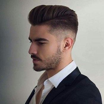 صورة احدث قصات الرجال , راحتك ديما في شكل شعرك 1344 1