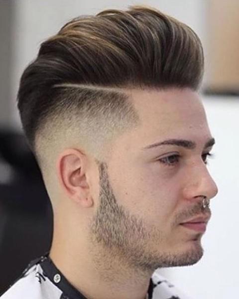 صورة احدث قصات الرجال , راحتك ديما في شكل شعرك 1344 3