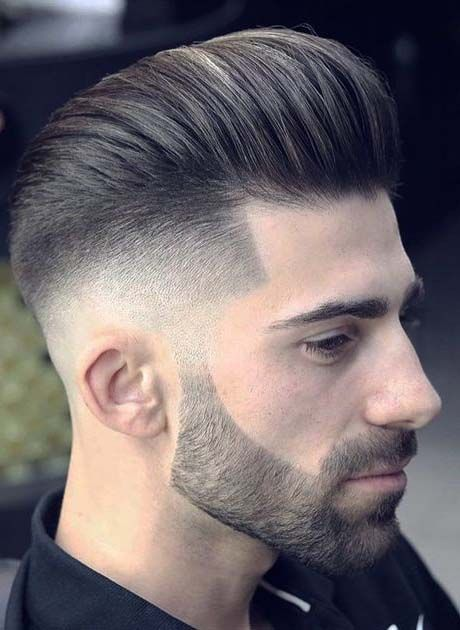 صورة احدث قصات الرجال , راحتك ديما في شكل شعرك 1344 4