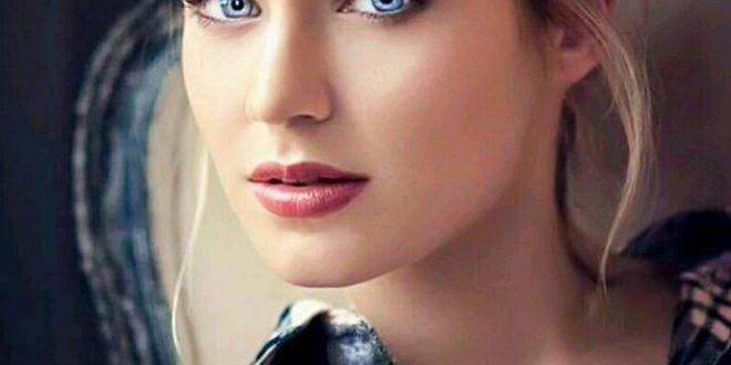 صورة صور وجوه جميلات , جمال الفتاة الداخلي والخارجي