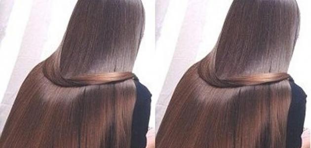 صورة افضل طريقة لتطويل الشعر في يومين , وصفات لتطويل الشعر بسرعه