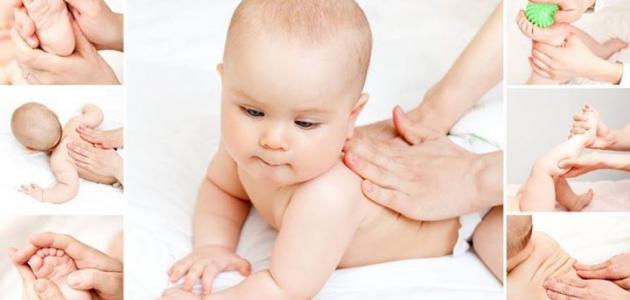 صورة علاج الغازات عند الرضع , كيفيه التخلص من الغازات عند اللرضع