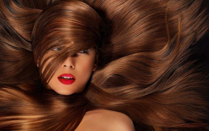 صورة صبغ طبيعي للشعر , وصفات طبيعيه لتغيير لون الشعر