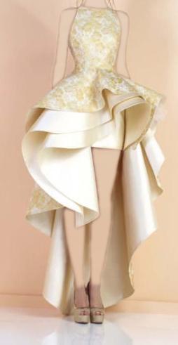 صورة فستان سكري وش يناسبه جزمه , اختاري شوز مناسب لفستانك