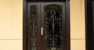 صورة ابواب حديد مدخل رئيسي , امن نفسك واسرتك بابواب حديد 2070 10 310x165