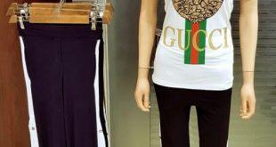 صورة ملابس قوتشي نسائي , ماركات عالمية للملابس البناني 2203 11 310x165