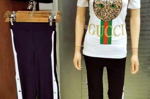 صورة ملابس قوتشي نسائي , ماركات عالمية للملابس البناني