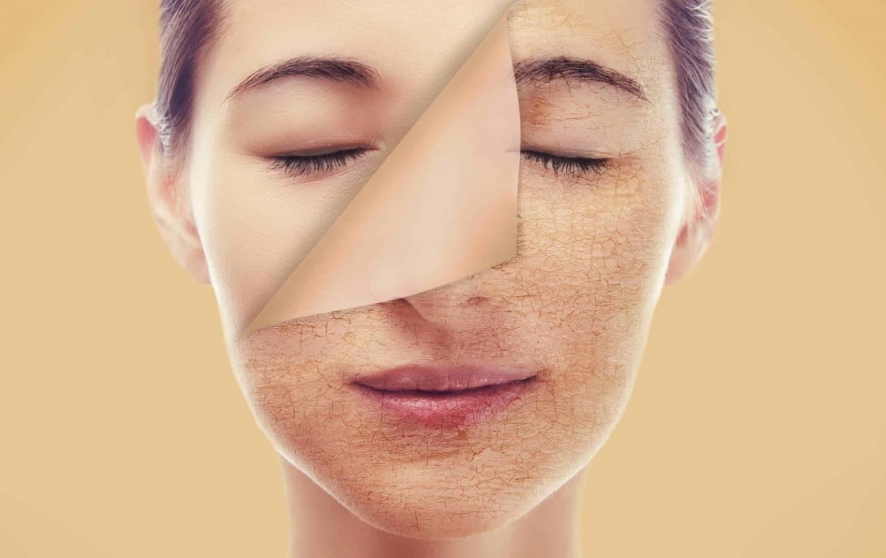 صورة وصفة لترطيب الوجه , طرق ترطيب الوجه 2994