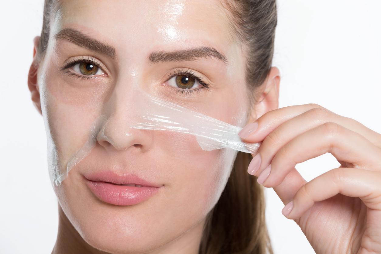 صورة خلطات طبيعية لتقشير الوجه , وصفات لازلة جلد الوجة الميت
