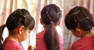 تسريحات بناتيه للشعر القصير , طرق تسريح الشعر القصير