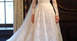 احدث موديلات فساتين الزفاف , تالقي يوم فرحك بفستان مميز
