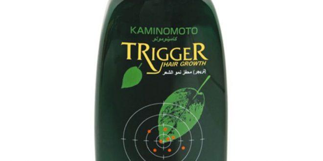 صورة كامينوموتو مسرع نمو الشعر , تقوية وانبات الشعر باستخدام كامينوموتو