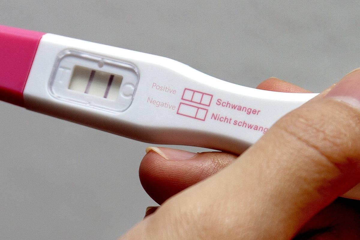 صورة اختبار المنزلي للحمل , تحليل لمعرفة المراة الحامل 859 1