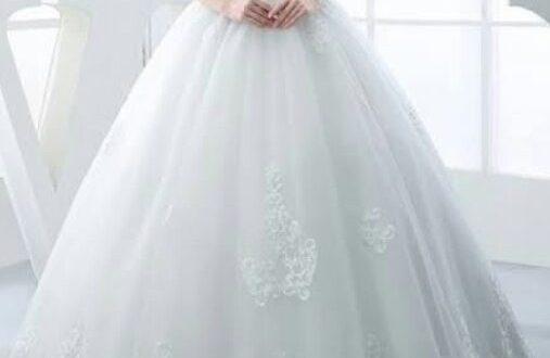 صورة لبس الفستان الابيض في المنام , تعرفي علي معني ثوب الزفاف فى الحلم