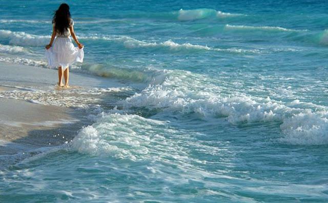 صورة رؤية البحر في المنام للعزباء , معني البحر في الحلم لغير المتزوجه