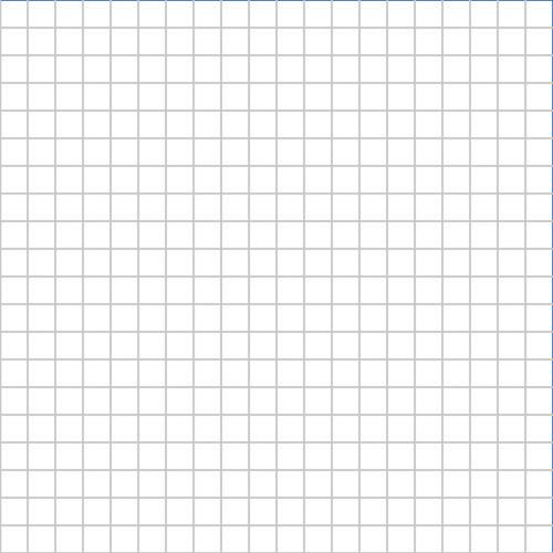 ورق مربعات رسم بياني