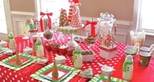 صورة طاولات عيد ميلاد , حجم الطاولة يحدد من معك