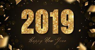 صورة تهاني راس السنة 2019 , الكريسماس و راس السنة