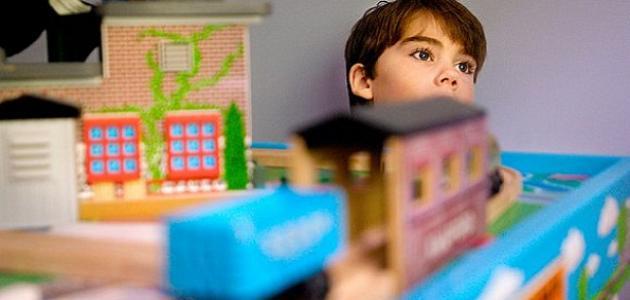 صورة اعراض التوحد الخفيف , صفات التوحد عند الاطفال