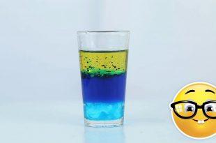 صورة تجارب علمية بسيطة في المنزل , اثبات حقائق فيزيائية بسهولة