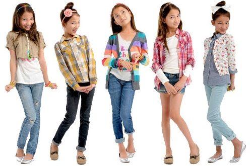 صورة انواع الملابس , اختلافات الملابس الخاصة بنا