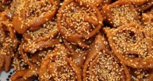 حلويات حورية المطبخ , اكلة تونسية جميلة