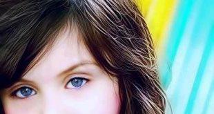 صورة اجمل رمزيات بنات كيوت , بنات عسل جدا