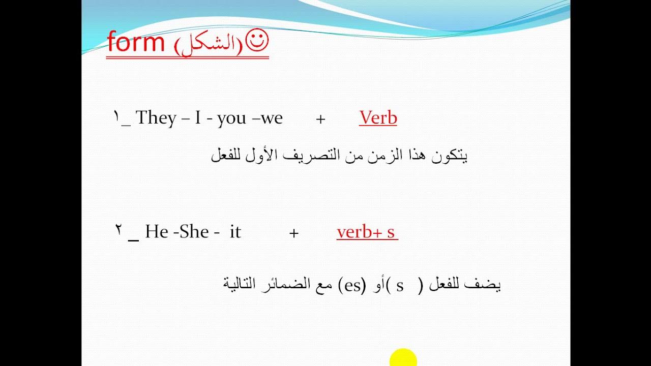كتاب لتعلم قواعد اللغة الانجليزية