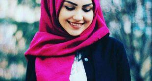 صورة كيف اكون جميلة بالحجاب , حجابك رمز لجمالك و اناقتك