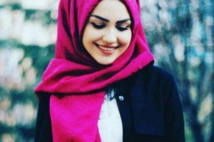 صورة كيف اكون جميلة بالحجاب , حجابك رمزا لجمالك و اناقتك
