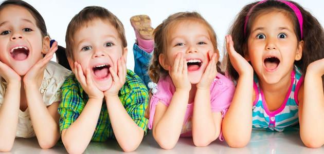 صورة كلمة عن عيد الطفولة , اهداءات الرقة و البراءة
