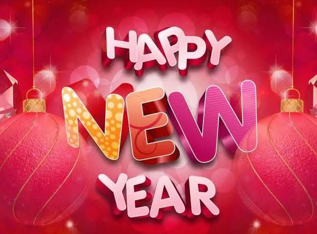 صورة صور راس السنه الجديده , تهانى عام جديد سعيد