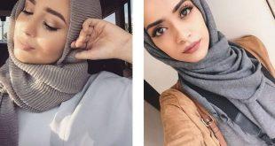 صورة انواع حجاب , احدث و اشيك تصاميم الحجاب
