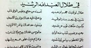 صورة اجمل ابيات الشعر الجاهلي في المدح , قصائد مدح قديمه و مميزه