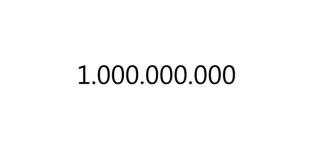 صورة كم مليون في المليار , عمليات حسابية معقدة