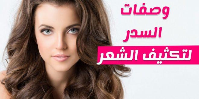 صورة طريقة السدر لتطويل الشعر , فوائد نبات السدر للشعر