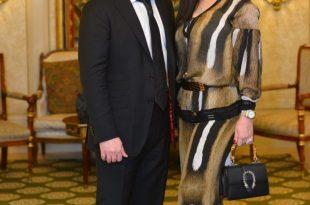 صورة صور عبير صبري , ظهور الفنانة عبير صبري مع زوجها